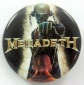 Megadeth - 'End Game' 32mm Badge